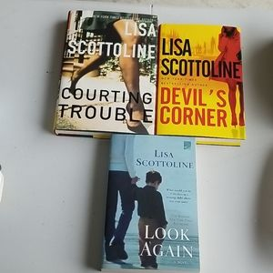 Lisa Scottoline Book Bundle